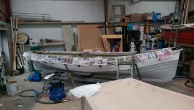 new boat building