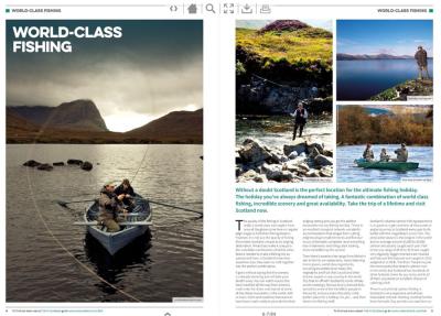 Fishing in Scotland 2016