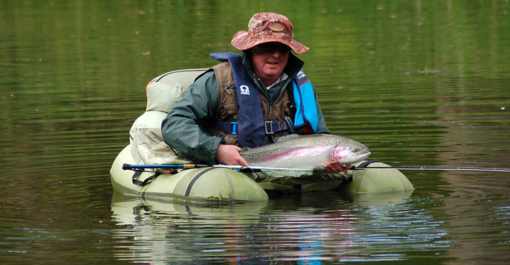 Fishing the fly forum kev danby with a nice haddo rainbow for Fly fishing forum