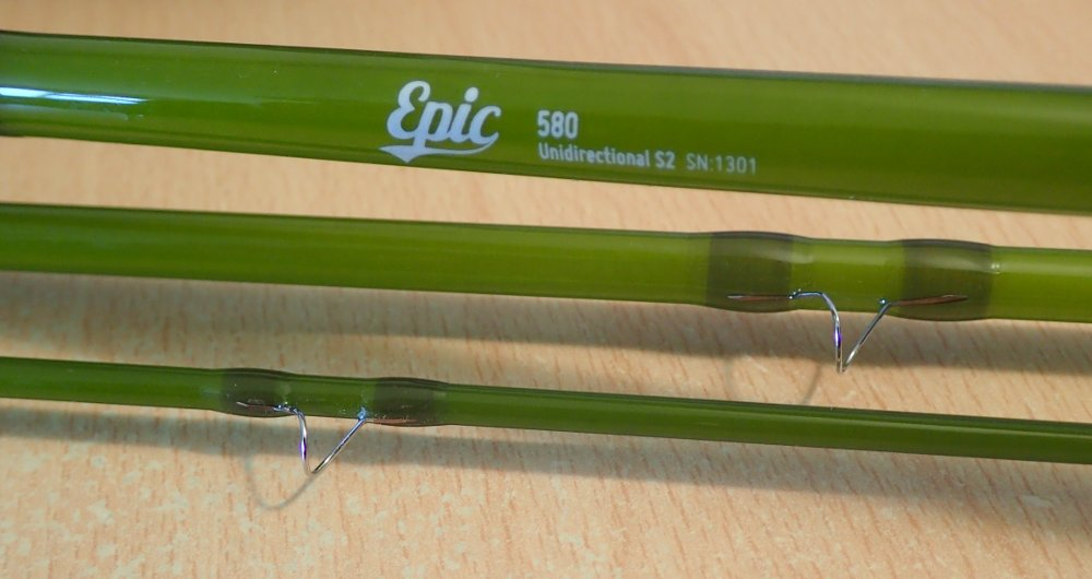 Fishing The Fly Scotland Epic Fly Rod