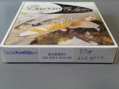 Barrio ISS SPEY 9/10-IH