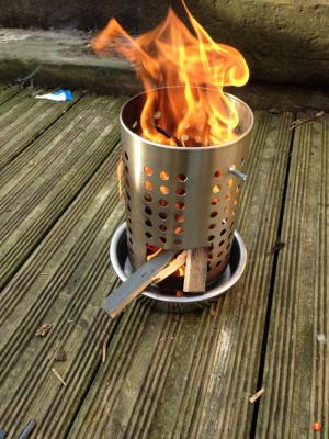 IKEA stove