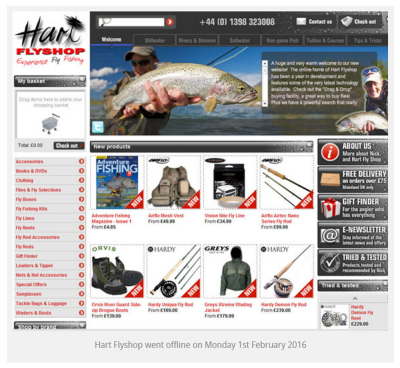 Nick Hart Fly Shop