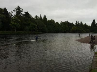 Alexander Grant memorial spey casting competition