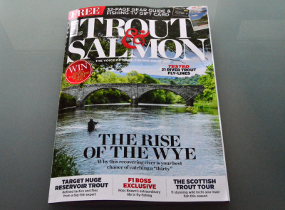 Trout & Salmon Magazine April 2017