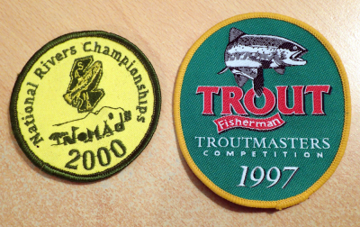 Found some badges from a few years back.