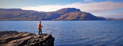 Hamish Explores The Coast