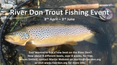 River Don Trout Event