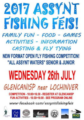 Assynt Fly Fishing Feis