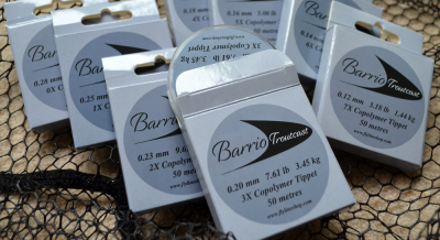 Barrio Troutcast Copolymer Tippet