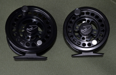 Barrio LA34 and LA56 Fly Reels