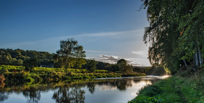 River Don at Inverurie