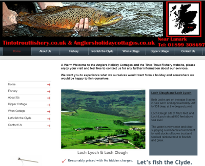 Tinto Trout Fishery