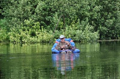 Jim float tube
