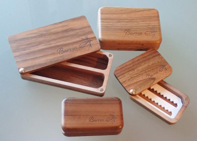 Barrio Pocket Fly Boxes