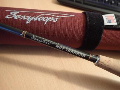 Hot Torpedo Fly Rod