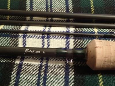 Barrio Lochstyle #5 Fly Rod