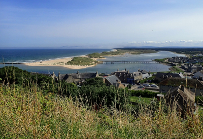 Out n about - Lossiemouth