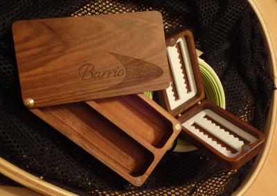 Pocket Fly Box Samples