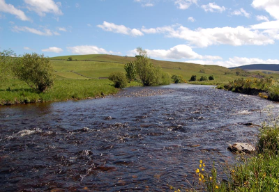 The River Don at Strathdon
