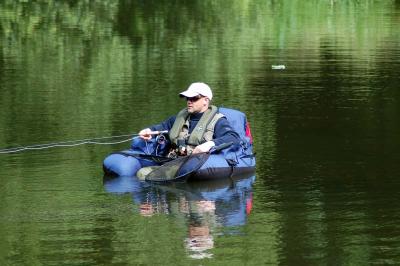 Armchair Fishing