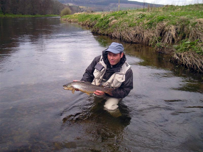 River Don Brownie