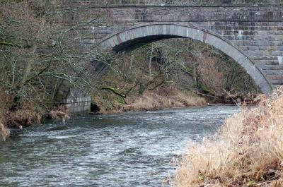 Bridge over the River Ury