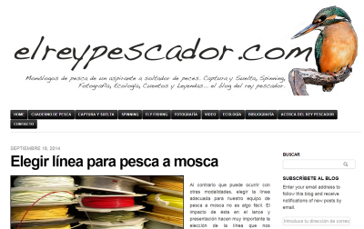 Spanish Blog Review