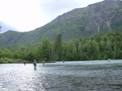 keni river