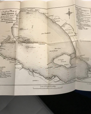 Loch Leven Map
