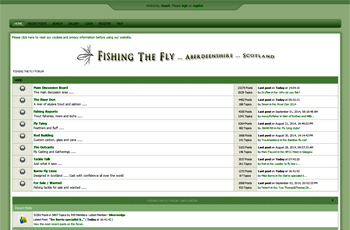 Fishing The Fly Forum