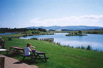 Loch Insch Trout Fishery