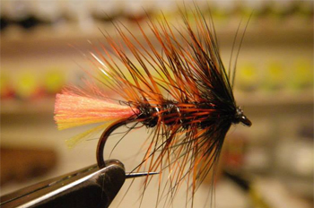 Peter McCallum Barbless Flies