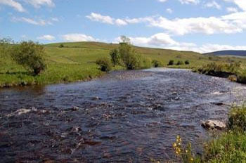 The River Don at Kildrummy